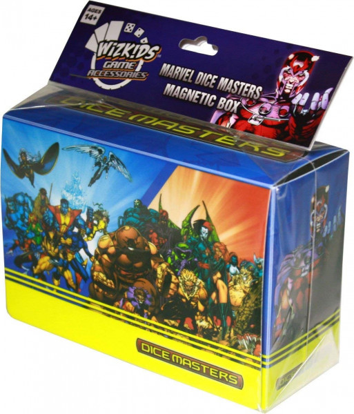 Dice Masters: Marvel - Magnetic Box: Uncanny X-Men