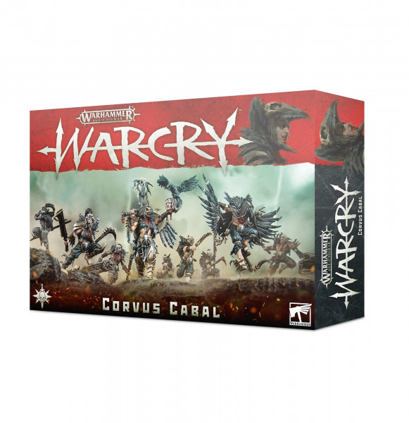 Warhammer: Age of Sigmar - Warcry: Corvus Cabal
