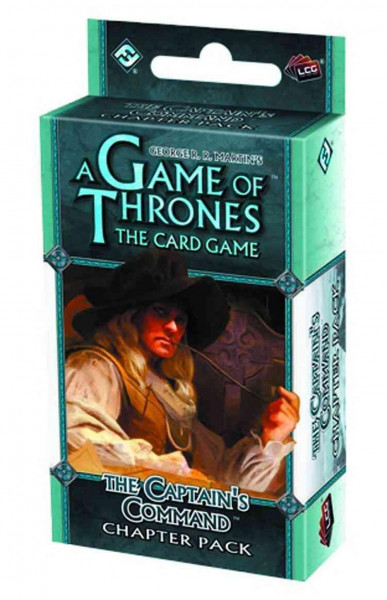Game of Thrones: The Card Game - The Captain's Command Chapter Pack