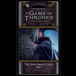 A Game of Thrones: The Card Game - Flight of Crows 1: The Archmaester's Key Chapter Pack