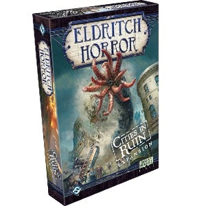 Eldritch Horror - Expansion: Cities in Ruin