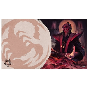Playmat - Legend of the Five Rings: Master of Secrets