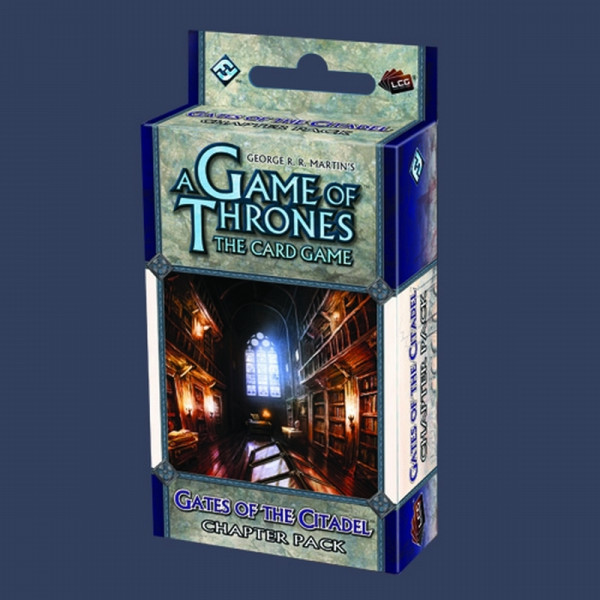 A Game of Thrones: The Card Game - Secrets of Oldtown 1: Gates of the Citadel Chapter Pack