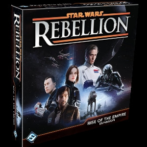 Star Wars: Rebellion - Expansion: Rise of the Empire
