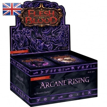 Flesh and Blood TCG - Booster: Arcane Rising Unlimited