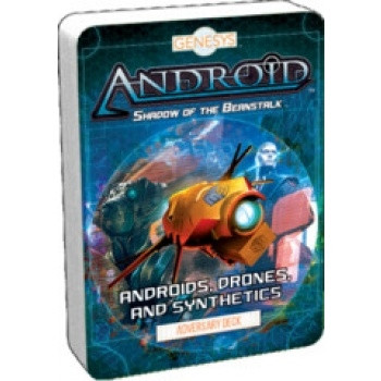 Genesys - Adversary Deck: Androids, Drones, and Synthetics