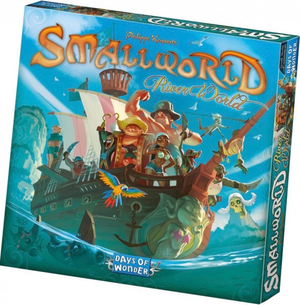 Small World - Erweiterung: River World