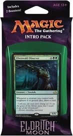 MTG - Intro Pack, Eldritch Moon: Weapons and Wards (whitegreen)