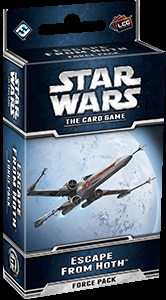 Star Wars: The Card Game - Hoth 6: Escape from Hoth Force Pack