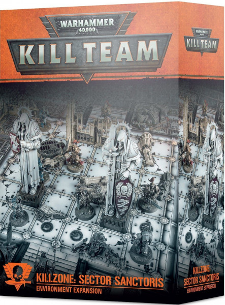 Warhammer 40,000: Kill Team - Umgebungserweiterung, Kill Zone: Sector Sanctoris