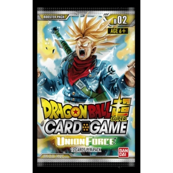 Dragon Ball Super Card Game - Booster: Union Force