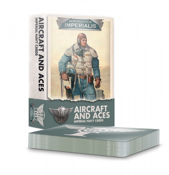 Aeronautica Imperialis - Aircrafts and Aces: Imperial Navy Cards