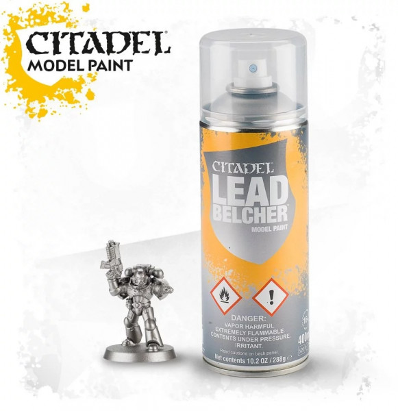 Citadel - Model Paint: Lead Belcher