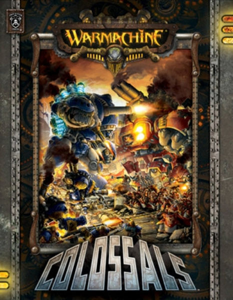 Warmachine - Colossals (SC)