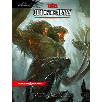 D&D RPG - Out of the Abyss