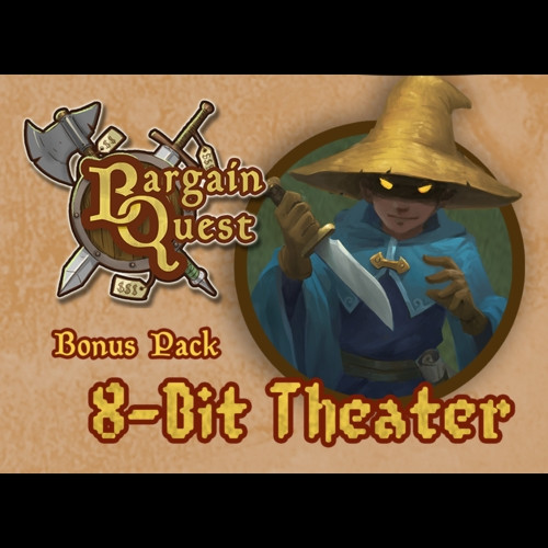 Bargain Quest: Bonus Pack - 8-Bit Theater