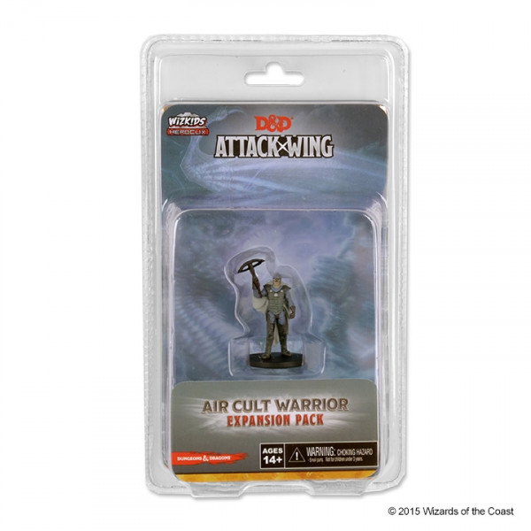 D&D Attack Wing - Air Cult Warrior Expansion Pack