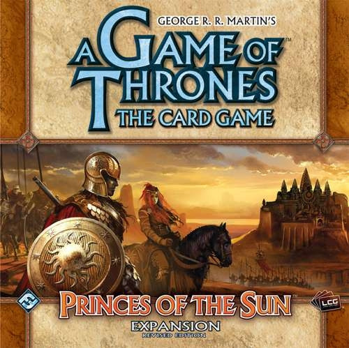 A Game of Thrones: The Card Game - Princes of the Sun Expansion (Revised Edition)