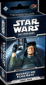 Star Wars: The Card Game - Hoth 4: Assault on Echo Base Force Pack