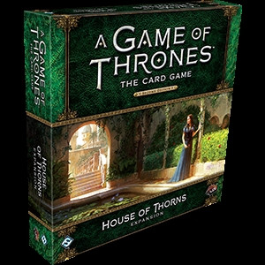 A Game of Thrones: The Card Game - Expansion: House of Thorns