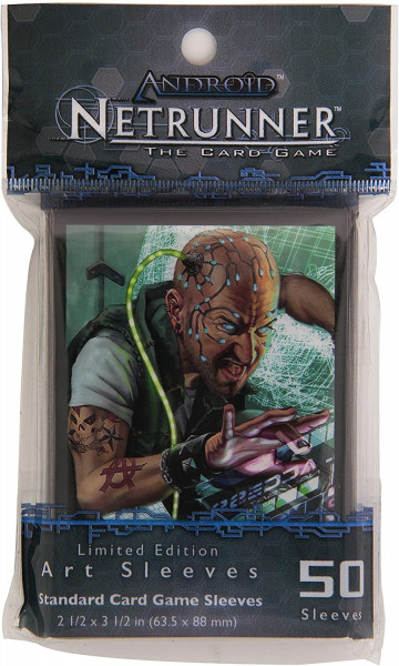 Android Netrunner: The Card Game - Limited Edition Art Sleeves: Inside Job (50)