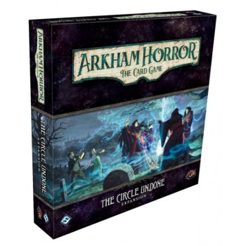 Arkham Horror: The Card Game - Expansion: The Circle Undone