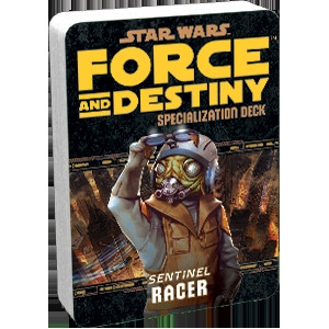 Star Wars: Force and Destiny - Specialization Deck: Racer