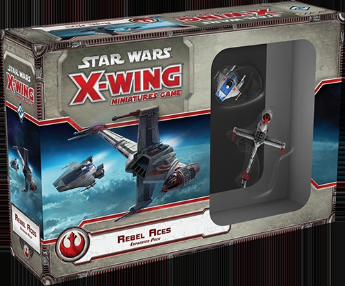 Star Wars: X-Wing - Expansion Pack: Rebel Aces