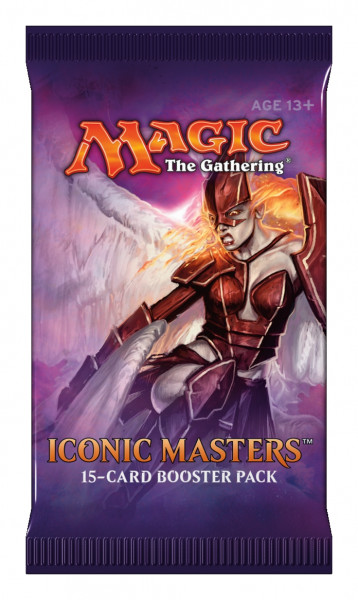 MTG - Booster Pack: Iconic Masters