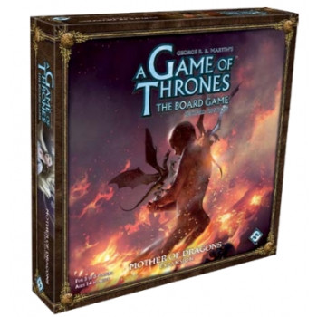 A Game of Thrones: The Board Game - Expansion: Mother of Dragons