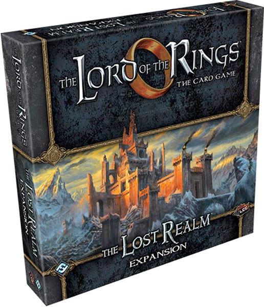 The Lord of the Rings: The Card Game - The Lost Realm Expansion