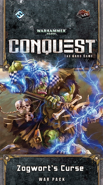 Warhammer 40,000 Conquest: The Card Game - Warlord 4: Zogwort's Curse War Pack