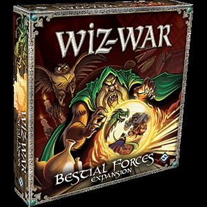 Wiz-War - Expansion: Bestial Forces