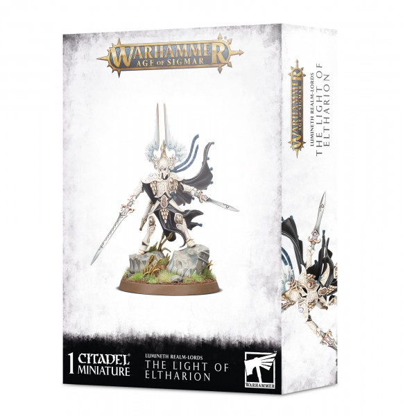 Warhammer: Age of Sigmar - Lumineth Realm-Lords: The Light of Eltharion