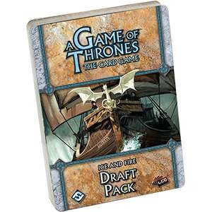 A Game of Thrones: The Card Game - Draft Pack: Ice and Fire