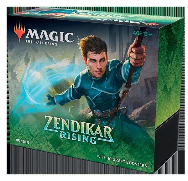 MTG - Bundle: Zendikar Rising