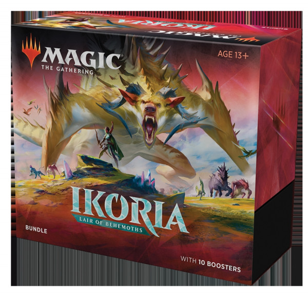 MTG - Bundle: Ikoria Lair of Behemoths