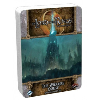 The Lord of the Rings: The Card Game - Custom Scenario Kit: The Wizard's Quest