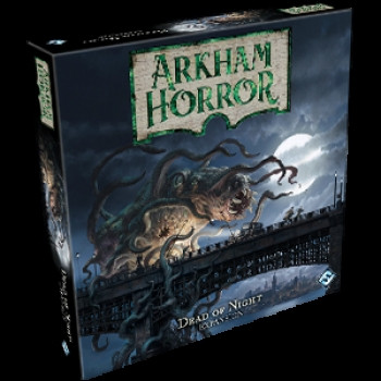 Arkham Horror - Expansion: Dead of Night