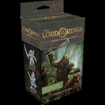 The Lord of the Rings: Journeys in Midle-Earth - Villains of Eriador - Fgure Pack