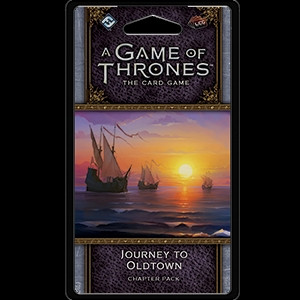 A Game of Thrones: The Card Game - Flight of Crows 2: Journey to Oldtown Chapter Pack