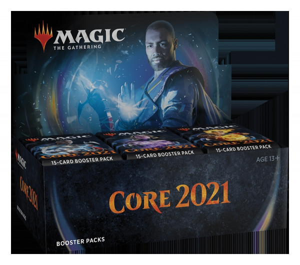 MTG - Booster Display: Core Set 2021
