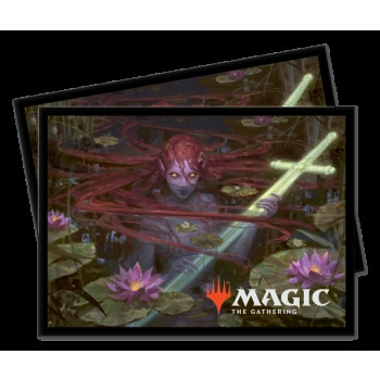 Ultra Pro - MTG Deck Protectors: The Gathering Throne of Eldraine V4 (100 Sleeves)