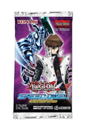 Yu-Gi-Oh!: Speed Duel - Booster: Attack from the Deep