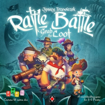 Rattle, Battle, Grab the Loot (engl.)