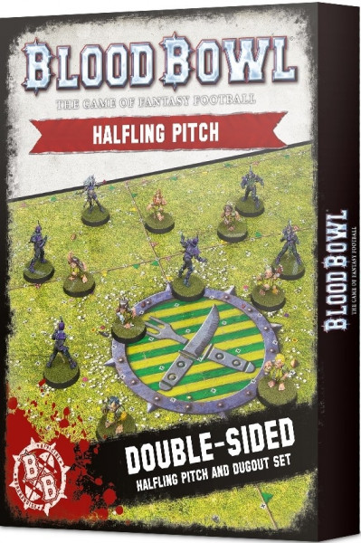 Blood Bowl - Halfling Pitch