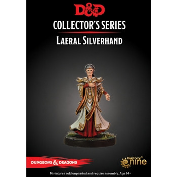 D&D - Collector´s Series - Laeral Silverhand