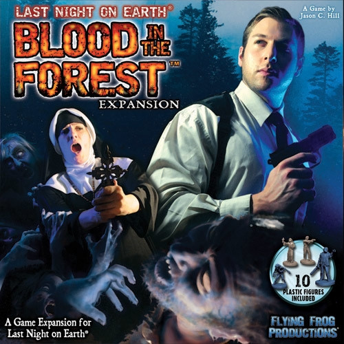 Last Night on Earth - Expansion: Blood in the Forest