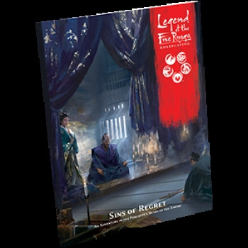 Legend of the Five Rings: Roleplaying - Sins of Regret