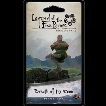 Legend of the Five Rings: The Card Game - Elemental 1: Breath of the Kami Dynasty Pack
